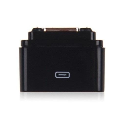 adaptador carregador magnético sony xperia z1 z2 z3 z ultra