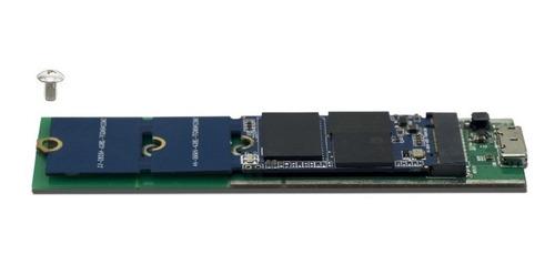 adaptador carry case usb 3.0 discos ssd nisuta m.2