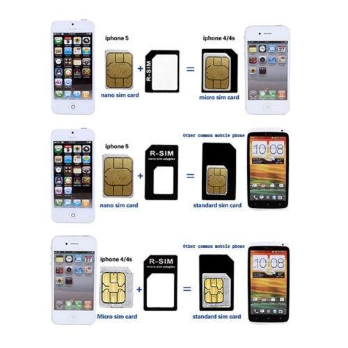adaptador chip micro sim nano chip iphone 4s 5s universal r 25 90 em mercado livre. Black Bedroom Furniture Sets. Home Design Ideas