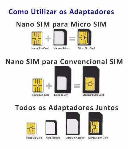 adaptador chip, para