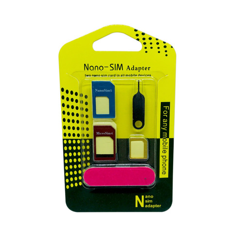 adaptador chip para celular