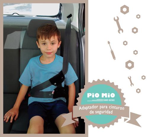 adaptador cinturón de seguridad niños