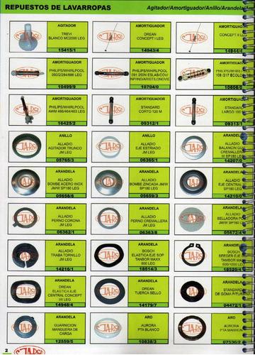 adaptador codini agitador lc-p4/p6 legit. 14986/8