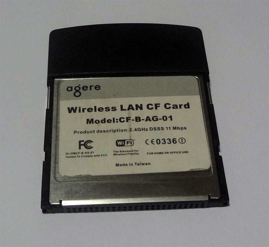 AGERE CF B AG 01 WINDOWS 7 DRIVERS DOWNLOAD