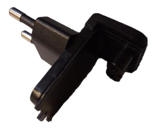 adaptador conector ficha toma corriente macho a interlock