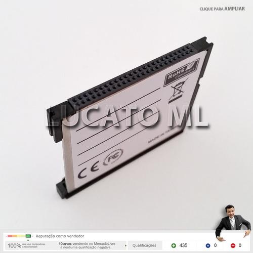 adaptador conversor de sd wifi para compact flash | 3rd nv