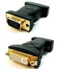 adaptador conversor dvi-f x vga-m st-dvga-fm smart