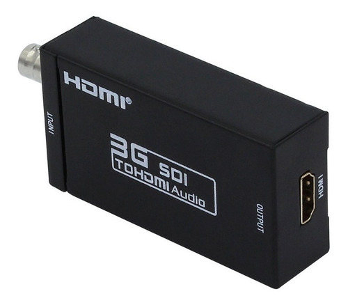 adaptador conversor sdi hd-sdi sd-sdi 3g-sdi para hdmi v1.4