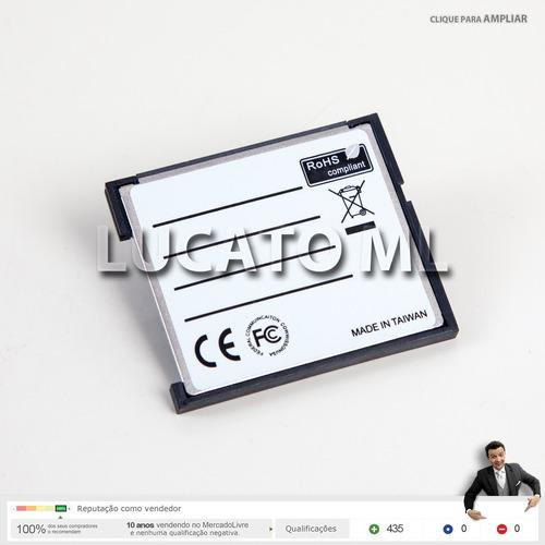 adaptador converte sd wifi para compact flash tipo 1 cf1 nc