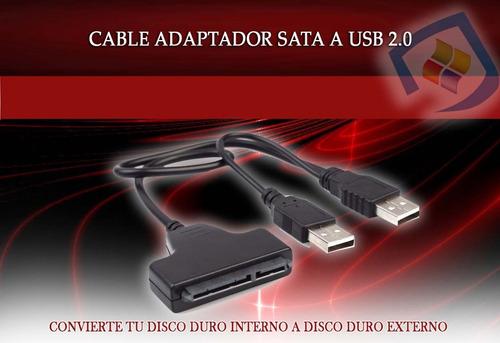 adaptador convertidor cable