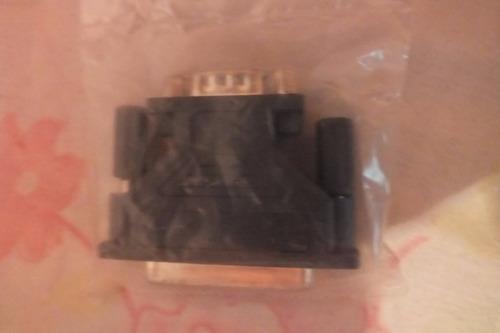 adaptador convertidor db9 macho a db25 hembra