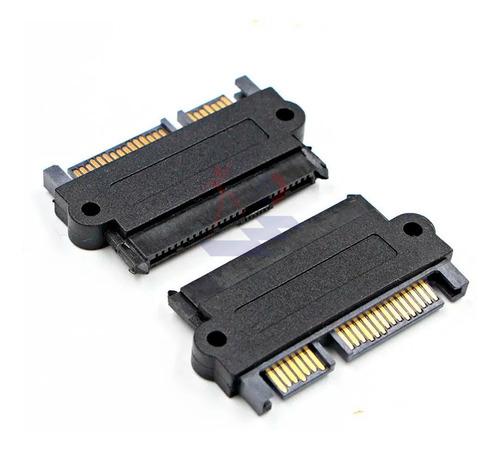 adaptador convertidor disco duro sff 8482 sas a sata 22 pin