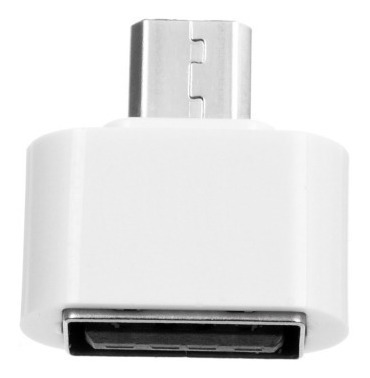 adaptador convertidor usb 2.0 otg hembra a micro usb macho