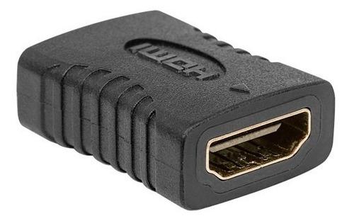 adaptador cople doble hdmi hembra extensor / full hd 1080p