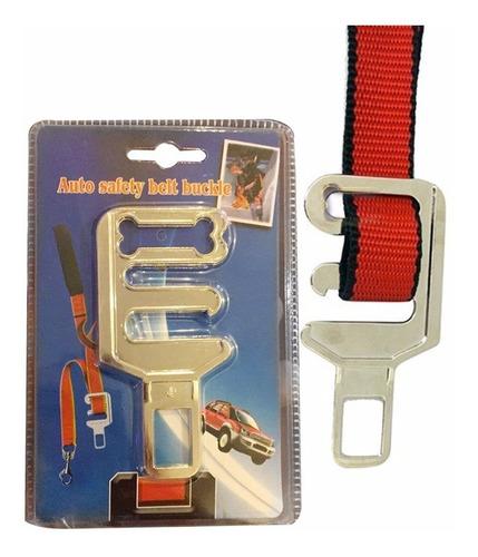 adaptador correa cinturon seguridad auto perro asiento