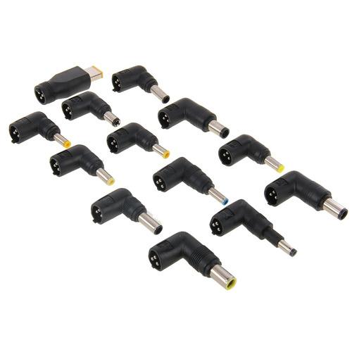 adaptador corriente pc au-90w 13 tips 90w ca punta conector