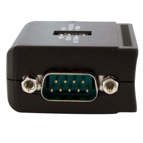 adaptador d/cable serial usb startech.com rs422/485 c/retenc