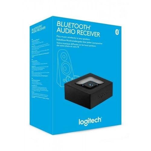 adaptador de audio bluetooth logitech sonido inalámbrico