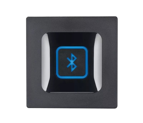 adaptador de audio bluetooth logitech sonido inalámbrico-usb