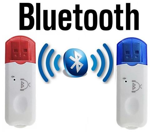adaptador de áudio receptor de música via bluetooth celular