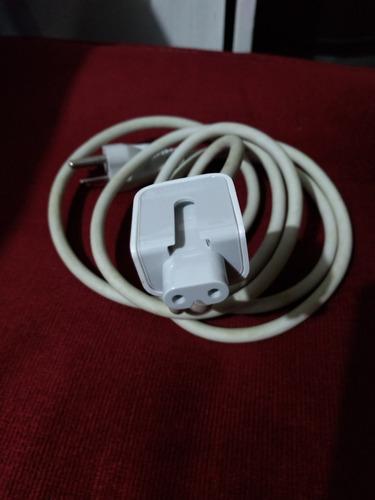 adaptador de ca de apple - laptop