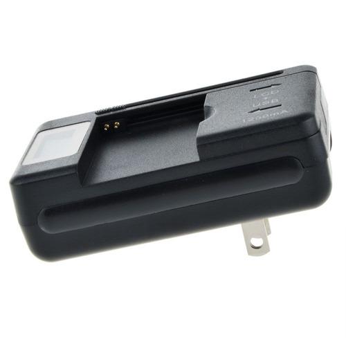 adaptador de cargador de batería ac-04 para el n91 de nokia