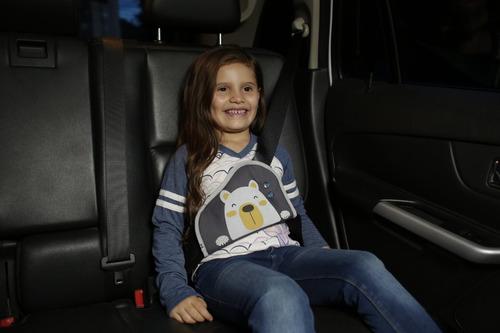 adaptador de cinturón de seguridad para niños toral
