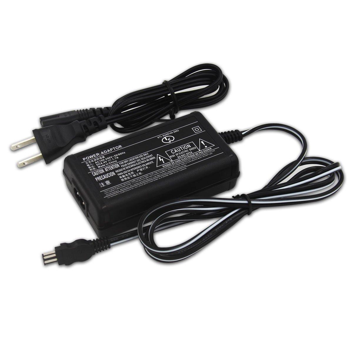 Cargador cable de alimentación para Sony dcr-trv130