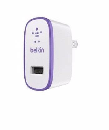 adaptador de corriente belkin mixit - 10 vatios - morado