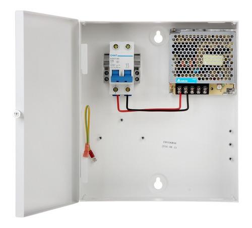 adaptador de corriente (interna) hikvision ds-kaw50-1n