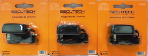 adaptador de corriente original para teléfonos secutech