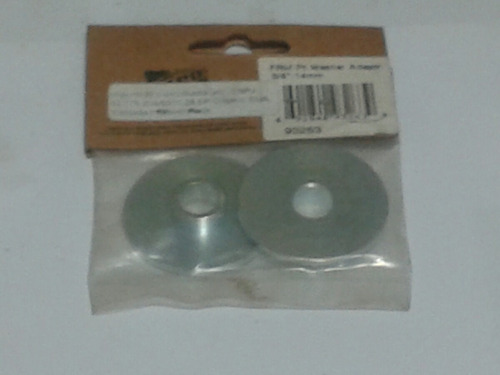 adaptador de eixo bmx 10 mm para  garfo 14 mm