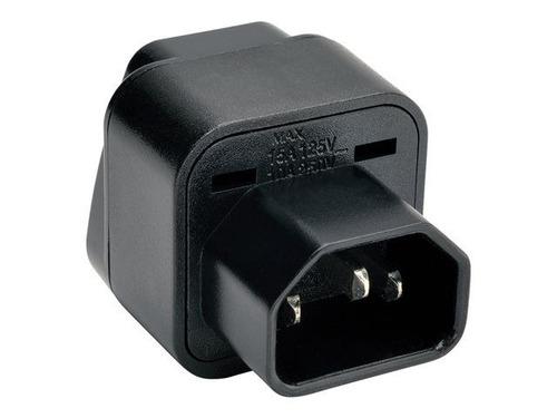 adaptador de enchufe trip c13 a universal