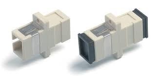 adaptador de fibra optica sc sm   g09