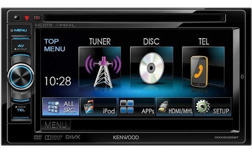 adaptador de ipod a estereo 2007-up kenwood entrada ken-ip8