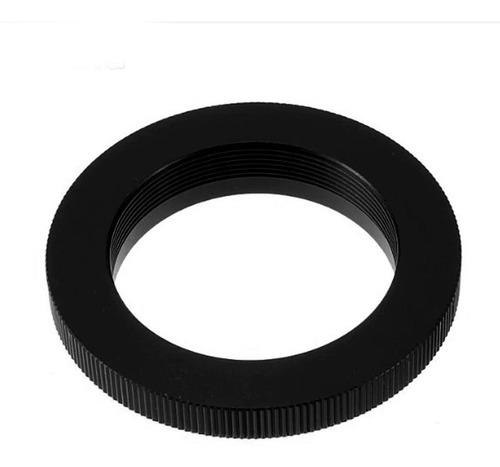 adaptador de lente montura m42 a om 4/3