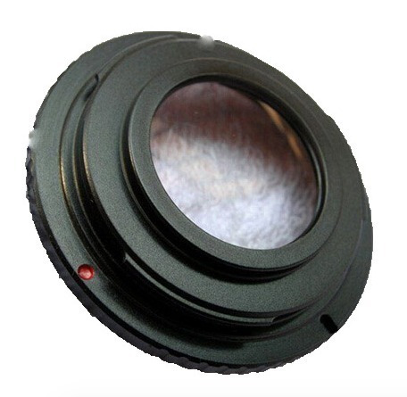 adaptador de lentes m42 a nikon f