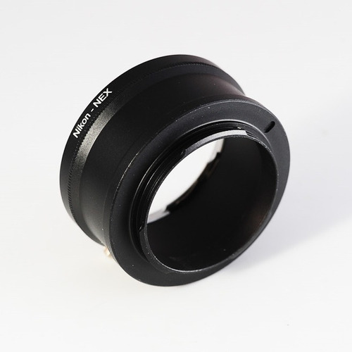 adaptador de lentes nikon para cameras sony nex e-mount