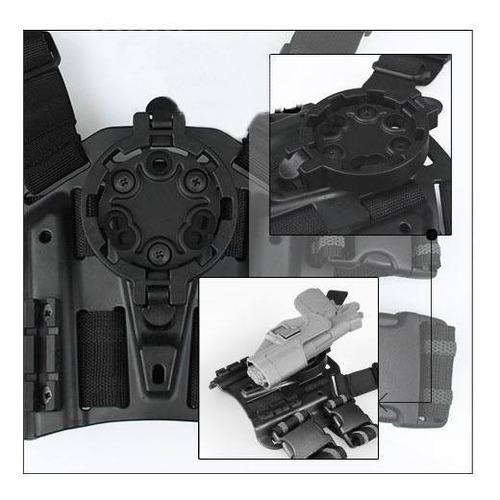 adaptador de liberación rápida para holster