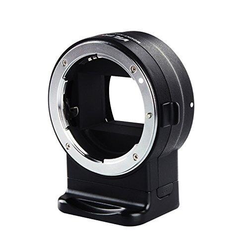 adaptador de montaje de enfoque automático viltrox nf e1