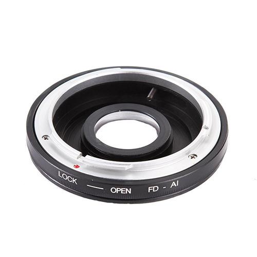 adaptador de montaje de lente fotga para canon fd-fc montura
