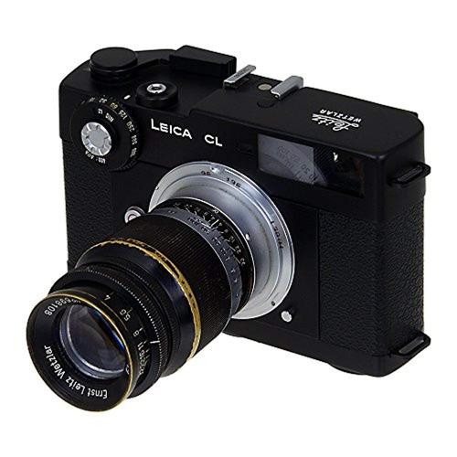 adaptador de montaje lente fotodiox, m39