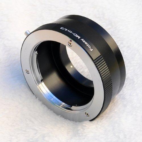 adaptador de montura para cámara micas 4-3 four thirds de fo