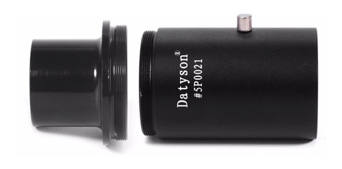 adaptador de projeção de ocular para dslr telescopio