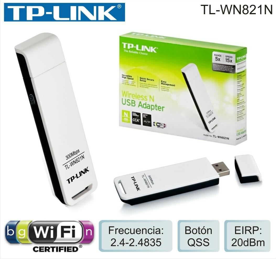 TP-LINK TL-WN821N QSS Treiber Herunterladen