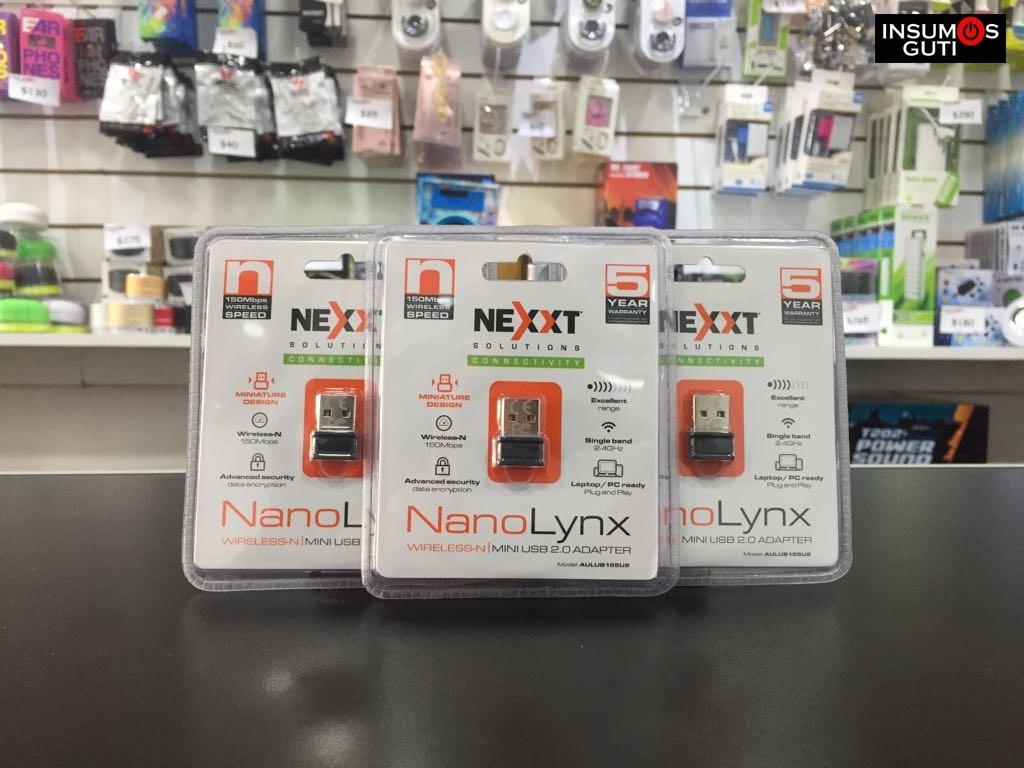 NANO LYNX WIRELESS N USB 2.0 ADAPTER WINDOWS 7 X64 DRIVER