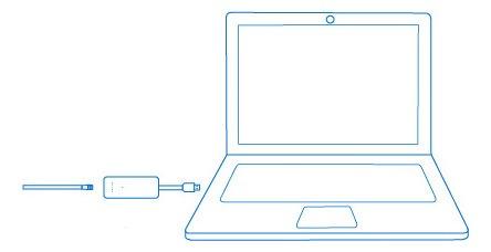 adaptador de red tp-link usb 3.0 gigabit de usb a rj45 ue300