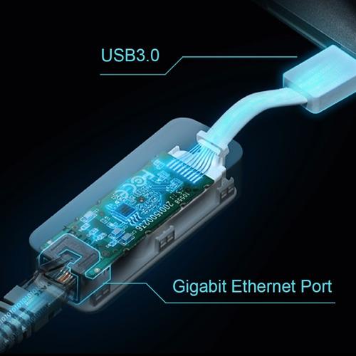 adaptador de red usb 3.0 a ethernet gigabit ue300 tp link