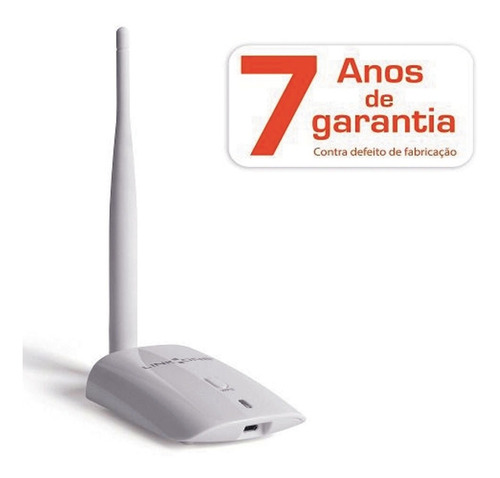 adaptador de rede  wireless high power 150mbps l1-aw1uhd - link one