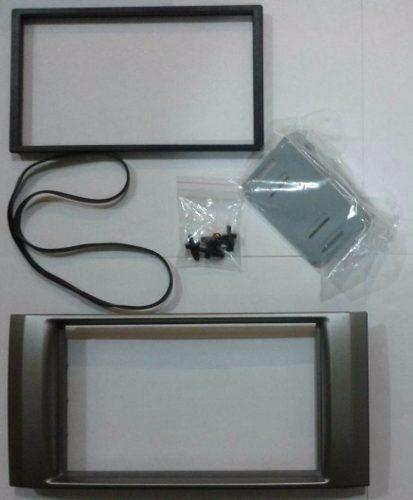 adaptador de reproductor 2 dim para chevrolet luv dmax